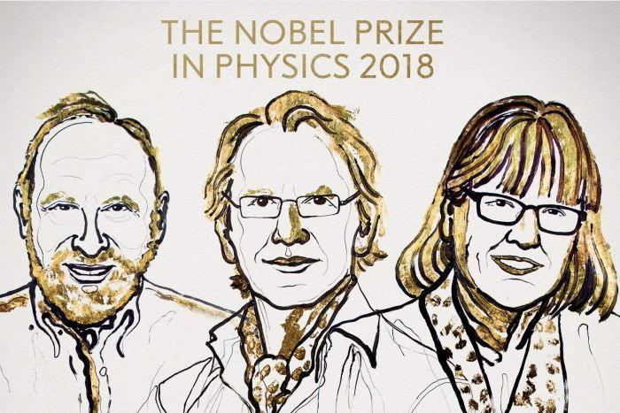 Physics Nobel Prize: