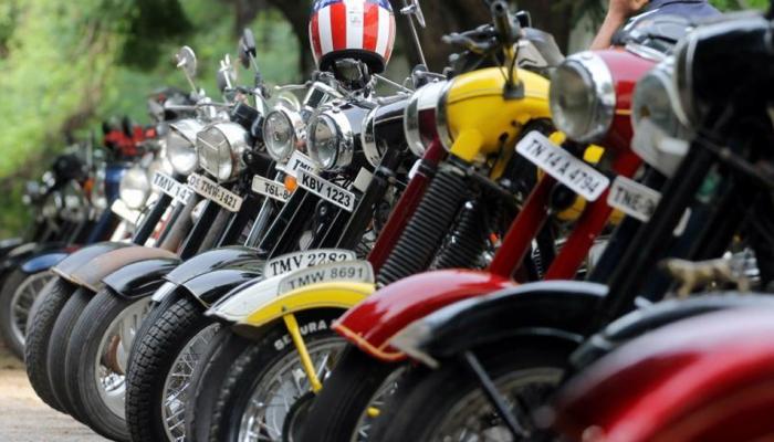 मोटरसाइकल रैली