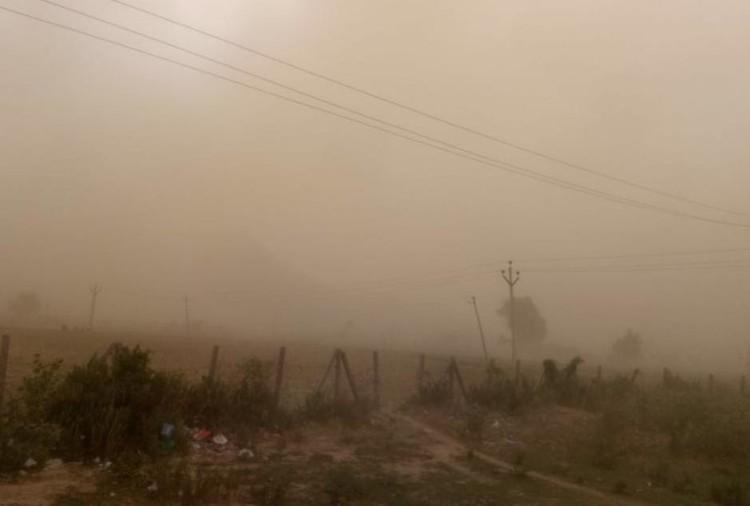 बिगड़ सकती है पूरे उत्तर भारत की फिजा