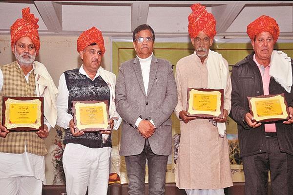 किसान रत्न पुरस्कार