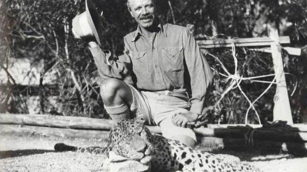 31 बाघ और चीतों को मारने वाला जिम कॉर्बेट