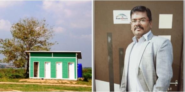 'टॉयलेट मैन' अरिजीत बनर्जी