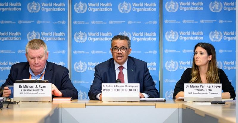 WHO विश्व स्वास्थ्य संगठन